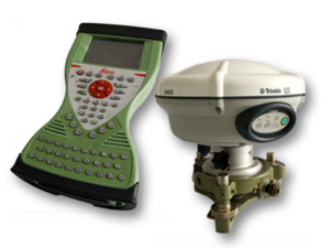 Hardware im Labor für Satellitennavigation